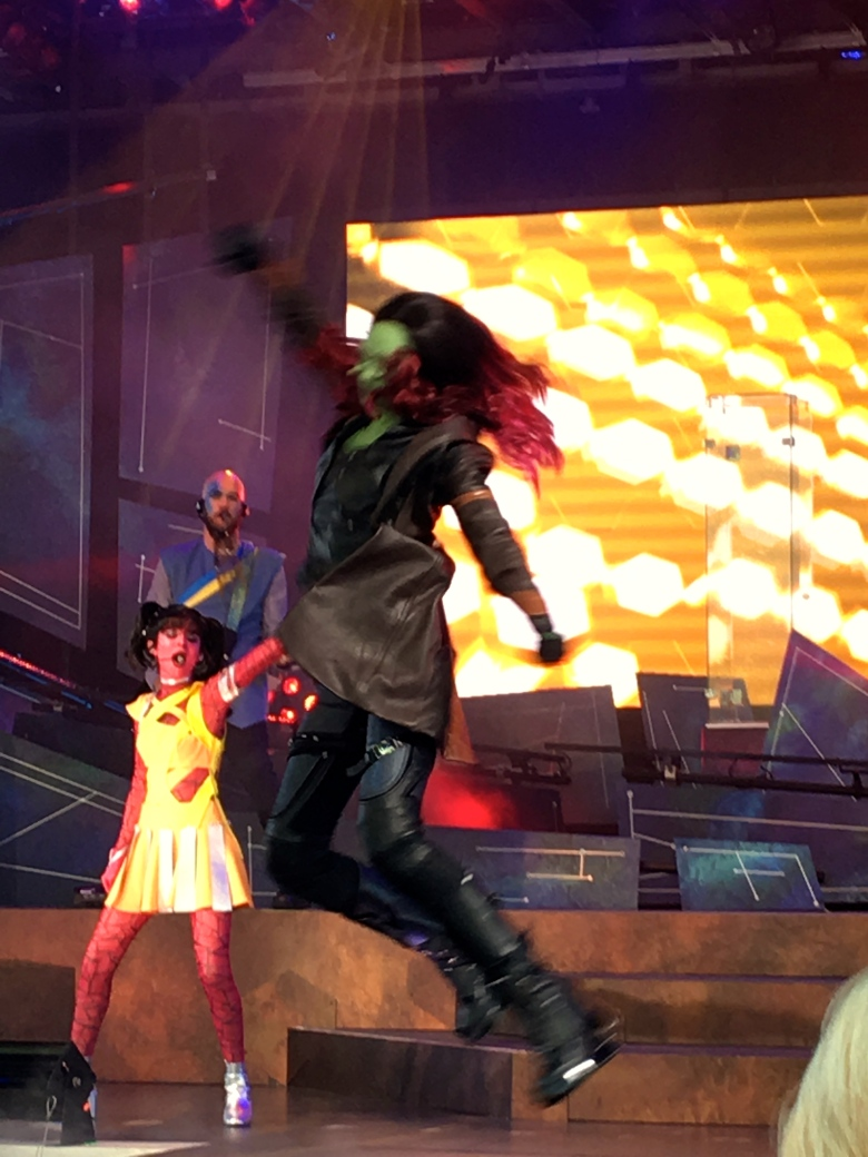 Guardians of the Galaxy Awesome Mix Live Show