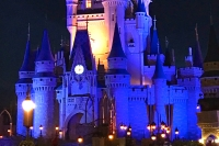 Disney World, Magic Kingdom, Cinderella's Castle