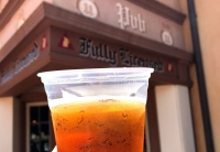 Disney World, Epcot, Rose & Crown, Beer